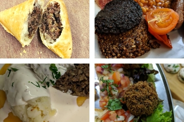 Robert Burn's Day - Our Favourite Haggis Dishes